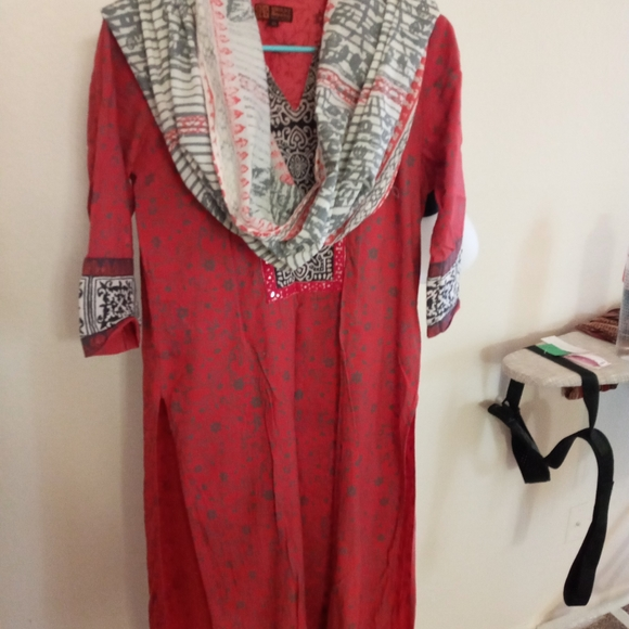 Aarong salwar kameez indian suit size 38